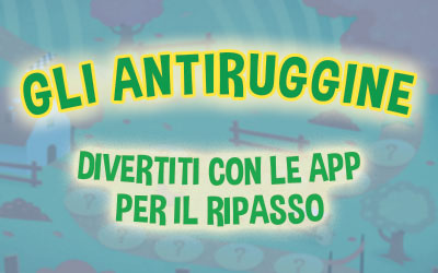 GLI ANTIRUGGINE