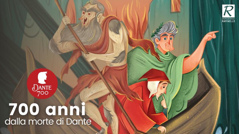 700 anni dalla morte di Dante