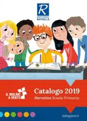 Narrativa Scuola Primaria 2019 - Il Mulino a Vento