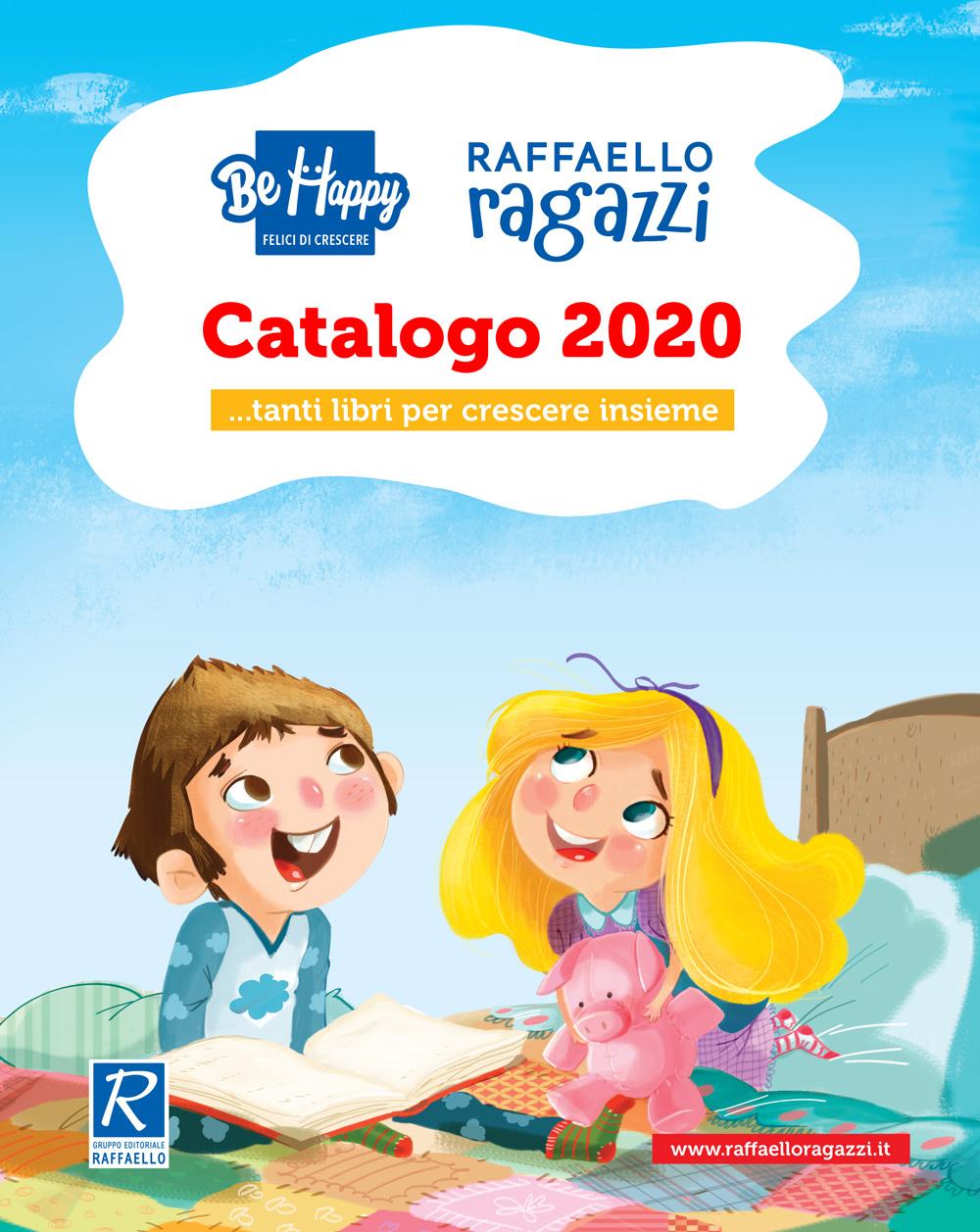 Narrativa per Librerie 2020 - Raffaello Ragazzi