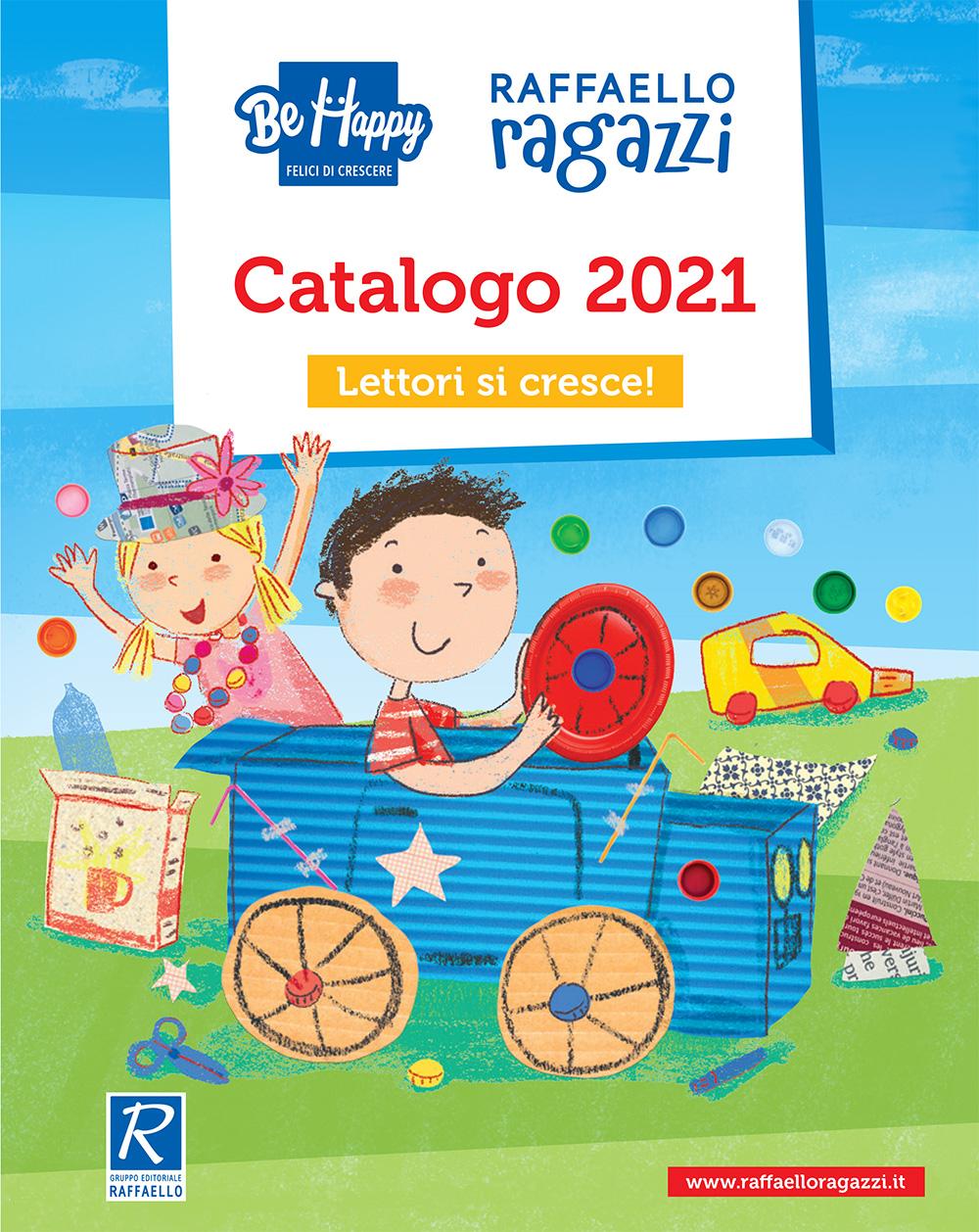 Narrativa per Librerie 2021 - Raffaello Ragazzi
