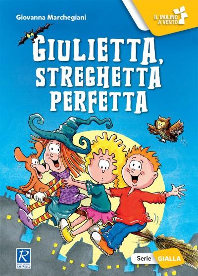 Giulietta, streghetta perfetta