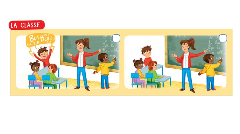 Leggi e vai: bambini e ritmi diversi. Strategie